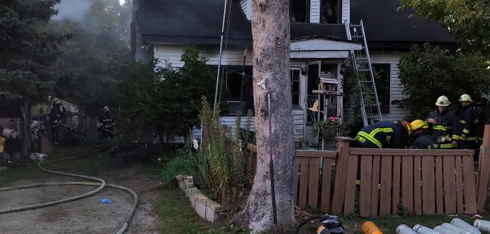No injuries in East Elliott Street fire