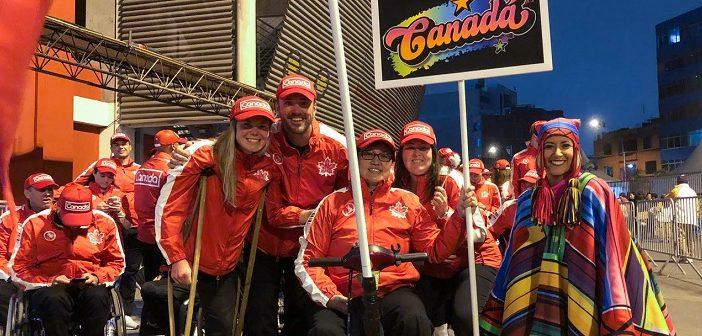 Dr. Rich Trenholm at the Para Pan American Games