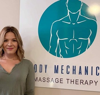 Emma Locke-Branch is the proud owner of Body Mechanics