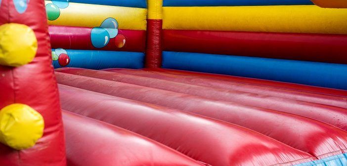The Town of Huntsville will no longer allow bouncy castles and other inflatable amusements on municipal property (stock image)