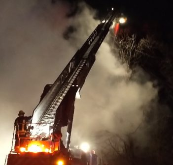 (Huntsville Lake of Bays Fire Department)