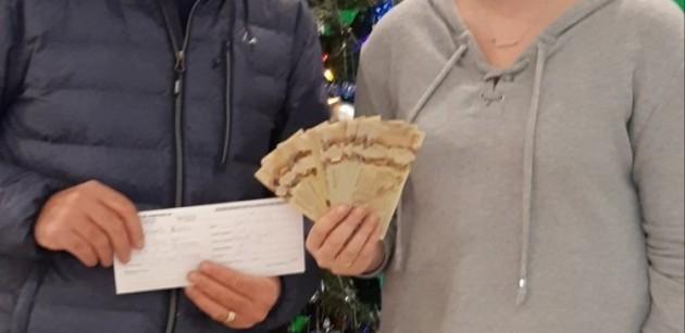 One lucky winner will take home the $4,000 guaranteed Rotary bingo jackpot on Jan. 7, 2020 (supplied)