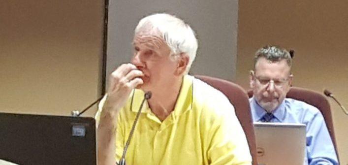 Councillor Brian Thompson (Dopple file photo)