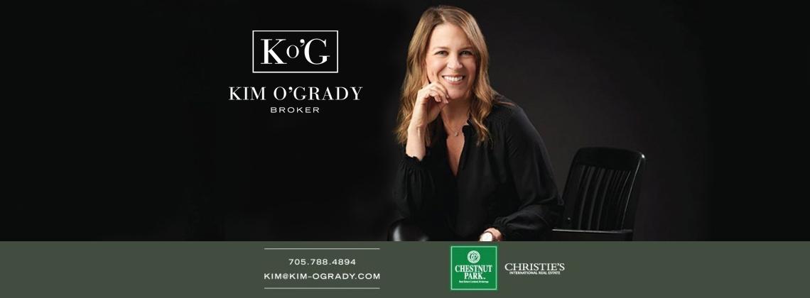 Kim O'Grady