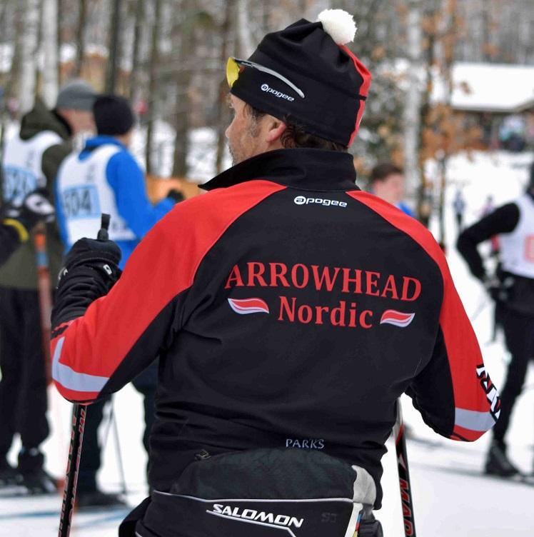 Host club Arrowhead Nordic was well represented (Cheyenne Wood)