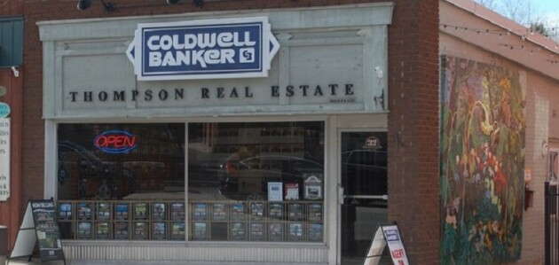 Coldwell Banker Thompson exterior shot (file photo)