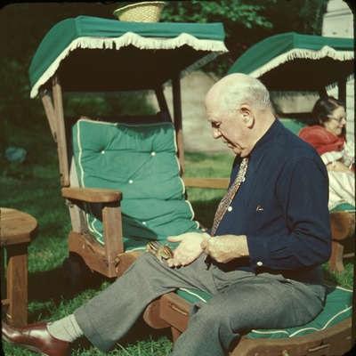 Doc Evans (Photo courtesy of Martha Briggs Watson)