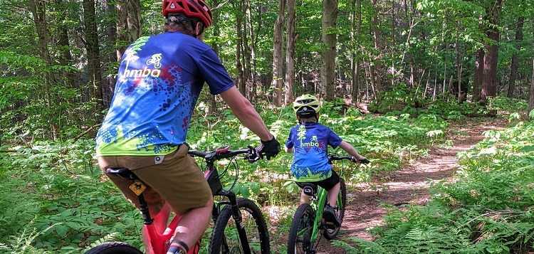 The HMBA hopes to create multi-use trails suitable for all ages at Hidden Valley Highlands Ski Area (Adam Galt)