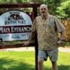 Ron Gostlin, manager at Muskoka Heritage Place, looks forward to welcoming guests back